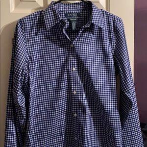Non-Iron Button Down Dress Shirt